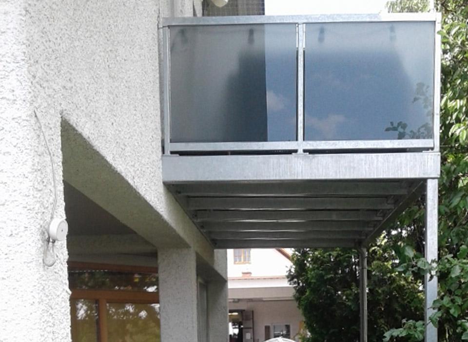 Balkonanbau 2