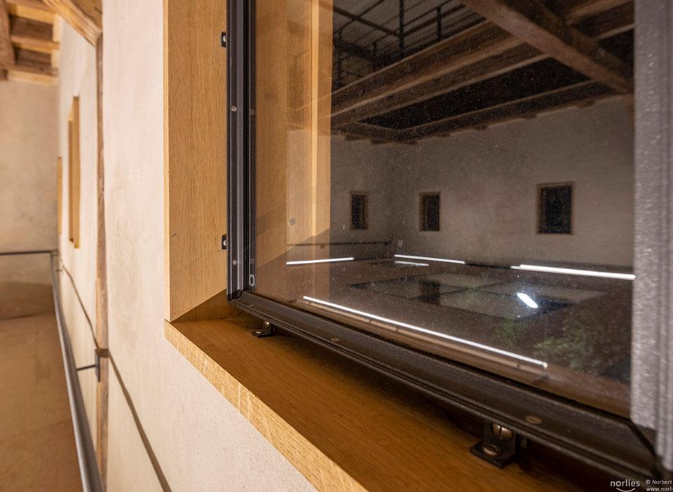 Stahlbau-Fenster